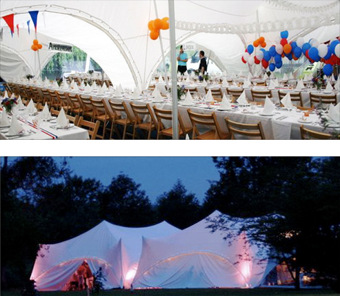 about marquee hire