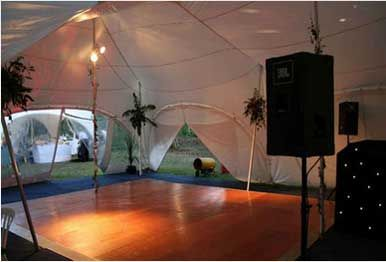 Capri Marquees for Events