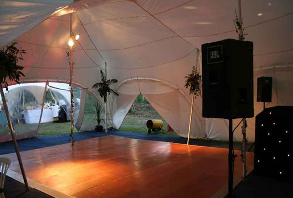 marquees hire home